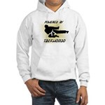 Powered By TKD Hooded Sweatshirt