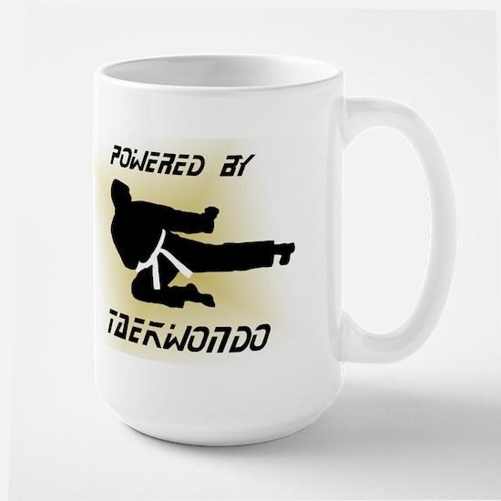 Powered By TKD Large Mug