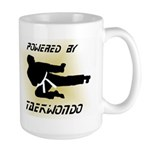 Powered By TKD Large Mug