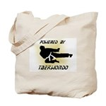 Powered By TKD Tote Bag