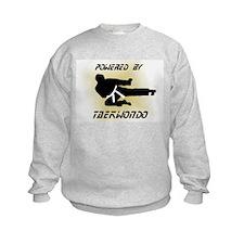 Powered By TKD Kids Sweatshirt