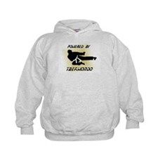 Powered By TKD Kids Hoodie