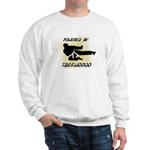 Powered By TKD Sweatshirt