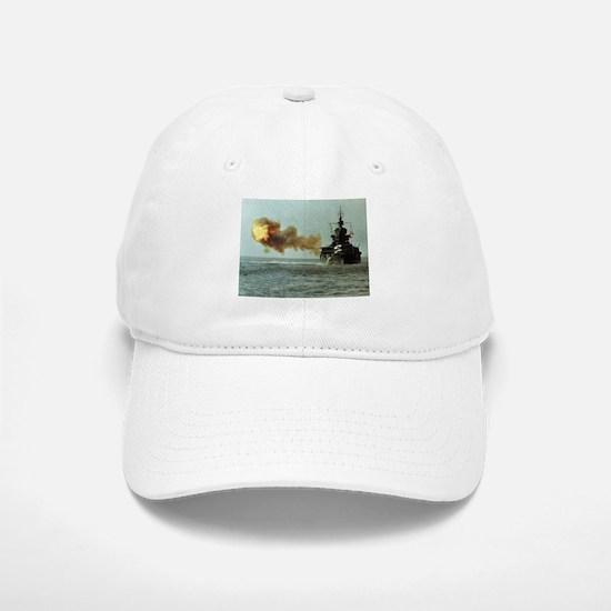 USS Idaho Ship's Image Baseball Baseball Cap