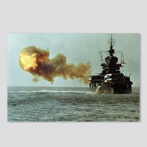 USS Idaho Ship's Image Postcards (Package of 8)