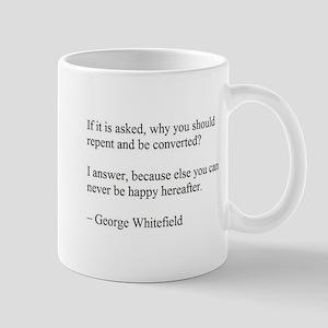 George Whitefield Mug