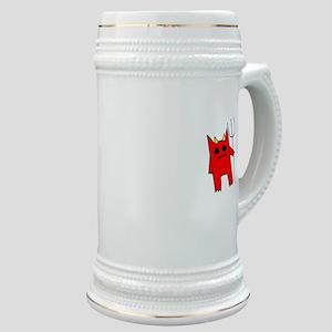 Red Devil Stein