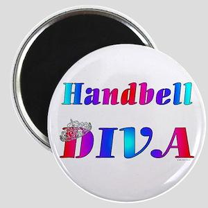 Handbell Diva Magnet