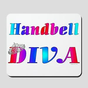 Handbell Diva Mousepad