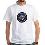 FBI San Antonio SWAT White T-Shirt
