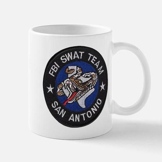 FBI San Antonio SWAT Mug