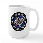 FBI San Antonio SWAT Large Mug