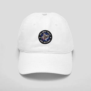 FBI San Antonio SWAT Cap
