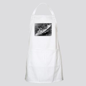 USS West Virginia Ship's Image BBQ Apron