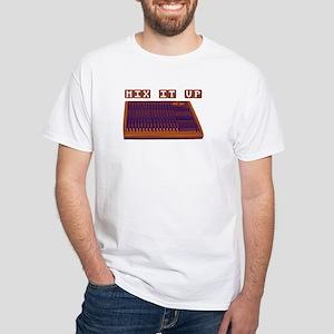 MIX IT UP White T-Shirt
