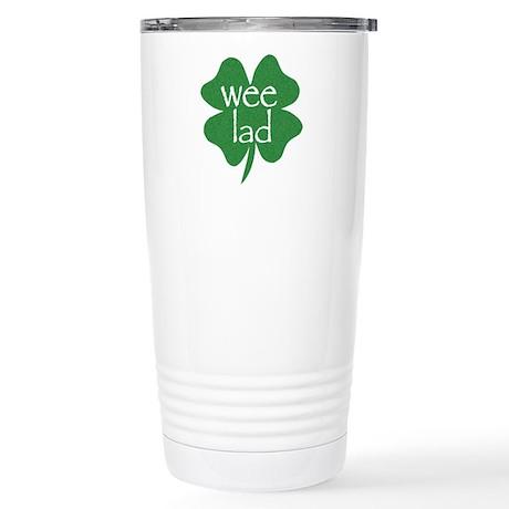 Wee Lad Irish Stainless Steel Travel Mug
