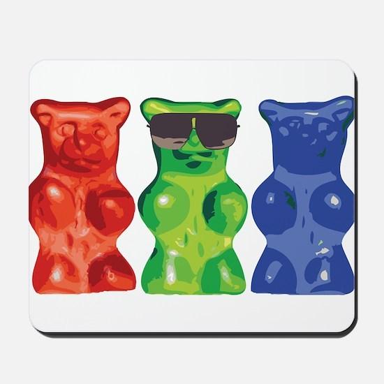 Gummi Mousepad