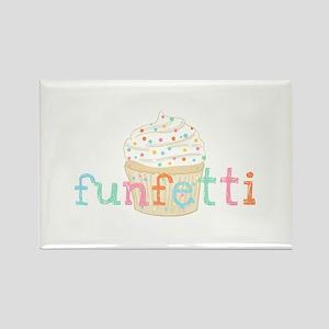 Vanilla Funfetti - Rectangle Magnet