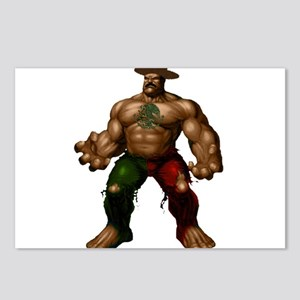 Mexican Hulk Postcards (Package of 8)