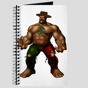 Mexican Hulk Journal