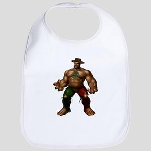Mexican Hulk Bib
