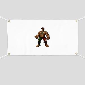 Mexican Hulk Banner