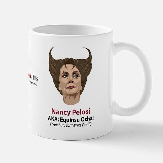 Nancy Pelosi Mug