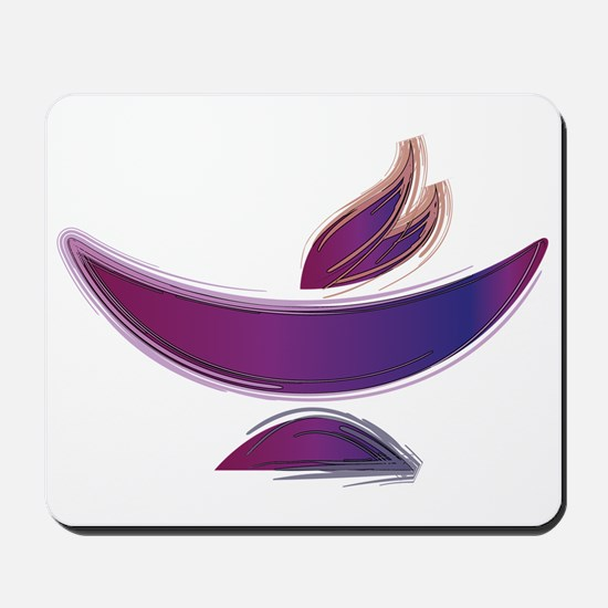 UU Painted Chalice Mousepad