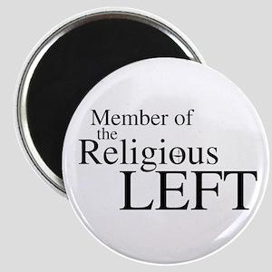 Religious LEFT Magnet