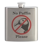 No Puffin Please Flask