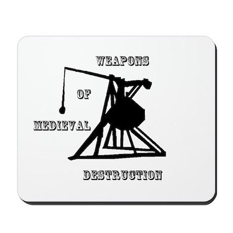 Medieval Destruction Mousepad
