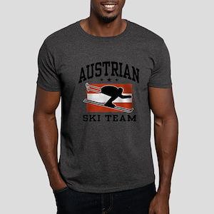 Austrian Ski Team Dark T-Shirt
