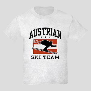 Austrian Ski Team Kids Light T-Shirt