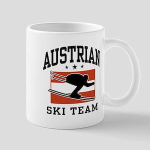 Austrian Ski Team Mug