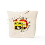 Kenosha Streetcar 10th Tote Bag
