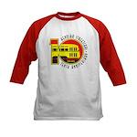 Kenosha Streetcar 10th Kids Baseball Jersey