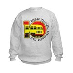 Kenosha Streetcar 10th Kids Sweatshirt