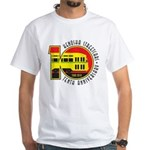 Kenosha Streetcar 10th White T-Shirt