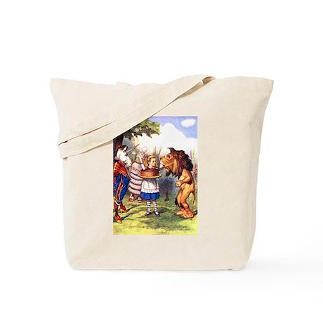 THE LION & THE UNICORN Tote Bag
