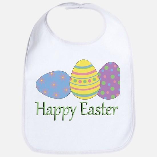 Happy Easter Bib