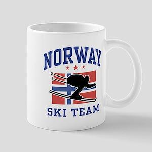 Norway Ski Team Mug