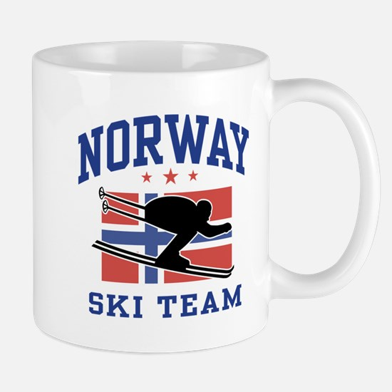 Norway Ski Team Mug