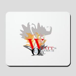 Wyatt's Torch Mousepad