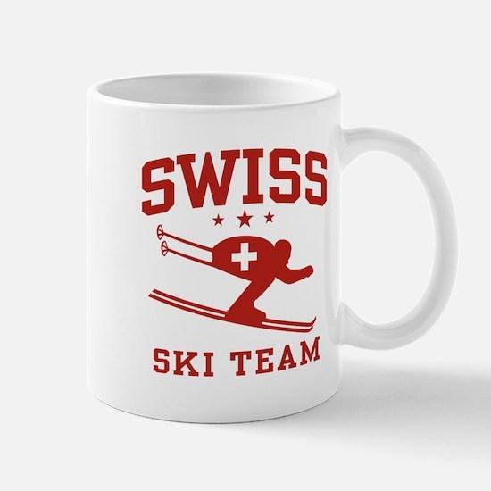 Swiss Ski Team Mug
