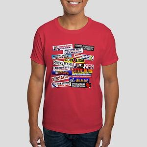 Anti Obama T-Shirt Dark T-Shirt