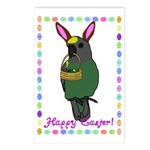Meyer's Parrot Easter Postcards (Package of 8)