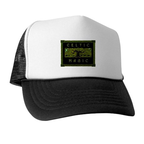 Celtic Magic - The Great Tree Trucker Hat