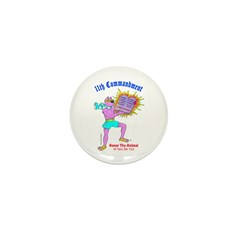 HONOR THY ANIMAL Mini Button (100 pack)