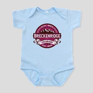 Breckenridge Raspberry Infant Bodysuit