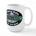 Survivor: Congress Large Mug